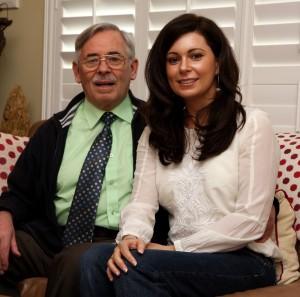 Iilona & her Dad